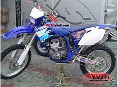 Yamaha WR 250 F 2004 Specs and Photos Kawasaki 250 Ccm Enduro