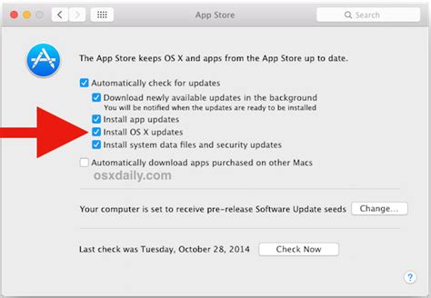 Upgrade Os Macbook automatically install mac os x updates on a mac