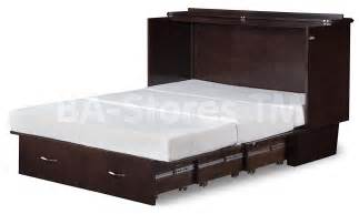 Murphy Chest Bed Price Nantucket Murphy Bed Chest Espresso Beds