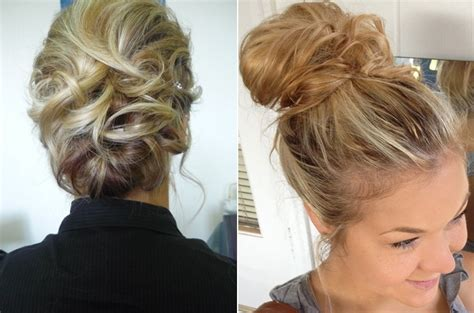 hairstyles to do that are easy try these easy to do hairstyles for a girl s night out