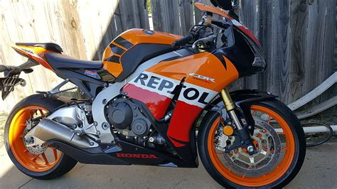 Motorrad Honda Repsol by 2013 Honda Cbr1000rr Repsol Edition For Sale Near Wichita