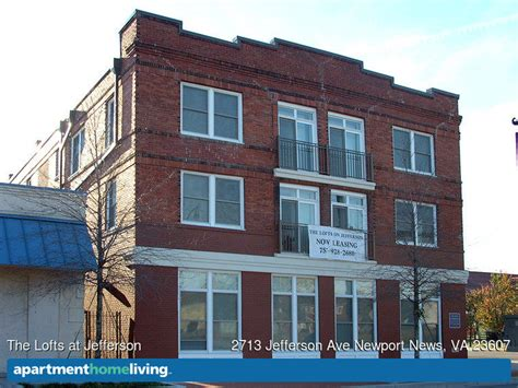 one bedroom apartments newport news va the lofts at jefferson apartments newport news va