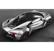 Motors Reveals Fenyr SuperSport At Dubai Motor Show  AutoConception