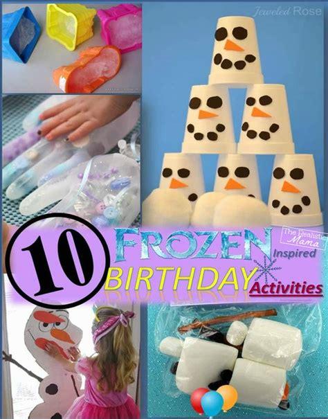 birthday themed games 88 party games for kids frozen disney frozen troll