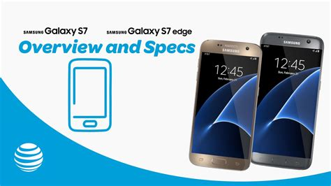 Pdf Samsung Galaxy S7 Edge Specs by Samsung Galaxy S7 Edge Detailed Specifications Vesterconcept