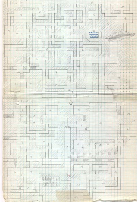 post your favorite graph paper dungeons rpg rpggeek