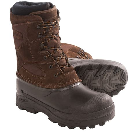 best waterproof boots lacrosse pine top pac boots waterproof insulated for