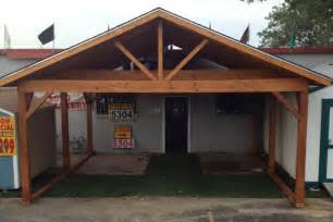 pdf diy build wood carport build outside storage