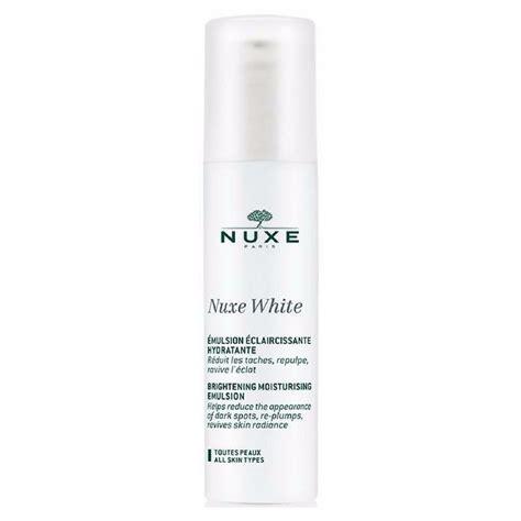 White Brightening nuxe white brightening moisturizing emulsion 50 ml u