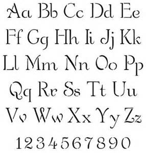 Wall Stencils For Bedroom Shop Houzz Stencil Ease Simple Script Alphabet Stencil