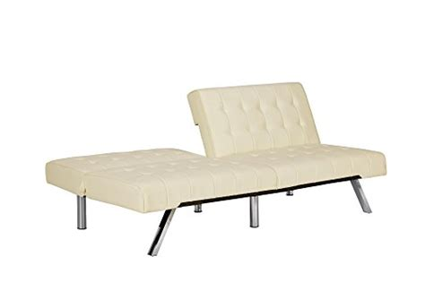 mattress and couch express dhp emily futon sofa bed modern convertible couch with