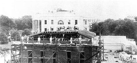 what year was the white house built images who built the white house