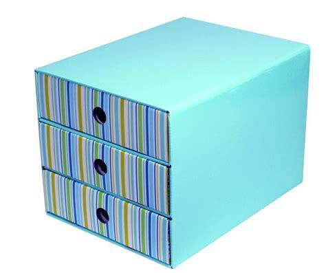 custom eco desktop cardboard drawer storage box buy