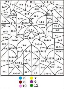 math color by number math coloring pages by number 343 color by number for