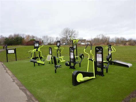 Best 25  Outdoor fitness equipment ideas on Pinterest