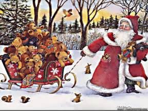 Santa Claus Vs Coca Cola Wallpaper Santa Claus Santa Claus Goes Gifts » Home Design 2017