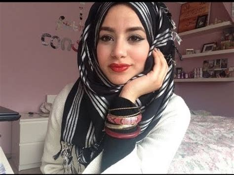 hijab tutorial create volume folds zukreats new channel youtube download smart hijab tutorial for work or office video to