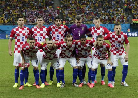 Croatia Football Team A Look At The Croatian Talent Factory Running The Show