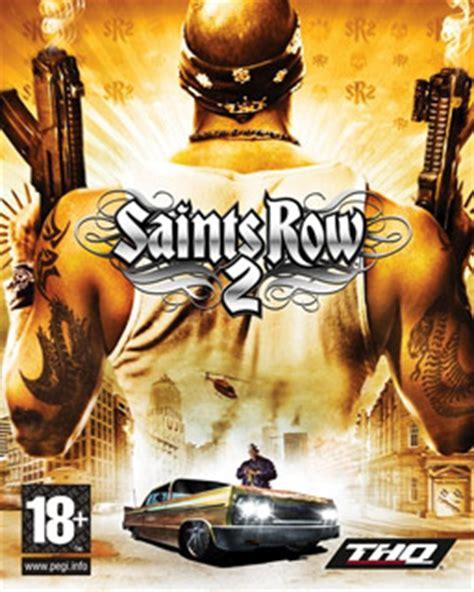 saints row 2 wikipedia