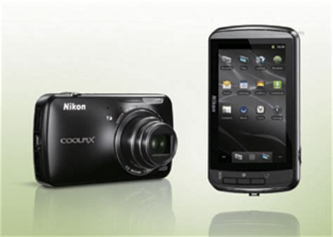 first pictures of the upcoming android nikon coolpix