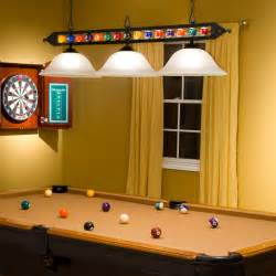 billardtisch beleuchtung bartley pool table light at hayneedle