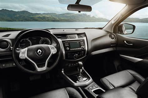 renault alaskan interior renault alaskan camionetas autos nuevos por categoria