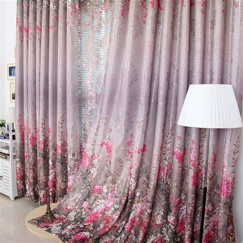 Fancy Curtains And Drapes charming and fancy curtains and drapes of printing and jacquard crafts