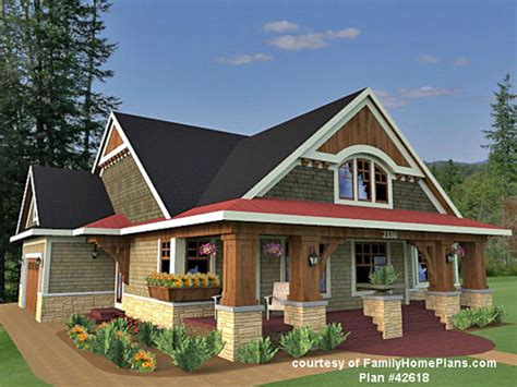 Beautiful House Plans With Porches Front And Back #2: Front-porch-home-plan-1.jpg