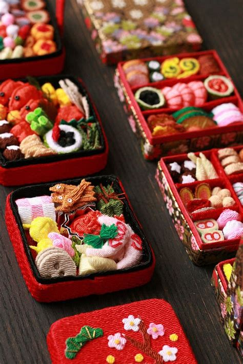osechi japanese n year food gifts japan pinterest