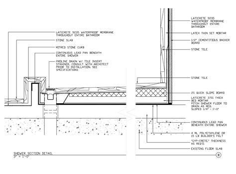 floor drain section amarillo 3 3 september 2012