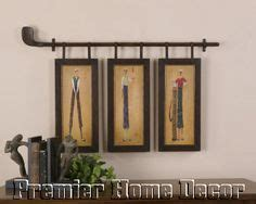 golf home decor golf decor on pinterest golf vintage golf and decorative
