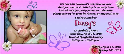 1st year birthday invitation templates 2 1st birthday invitations birthday invitations