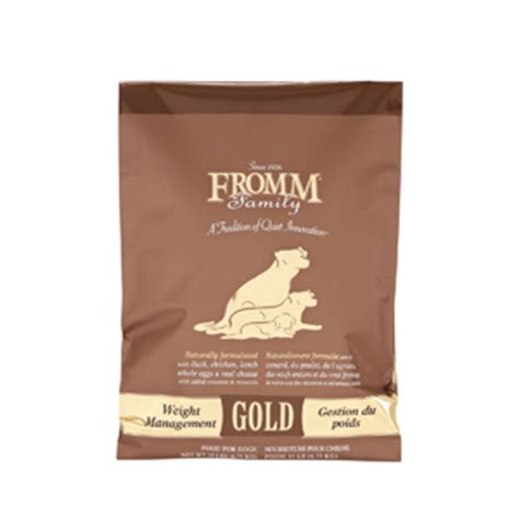 weight management fromm fromm fromm weight management gold food