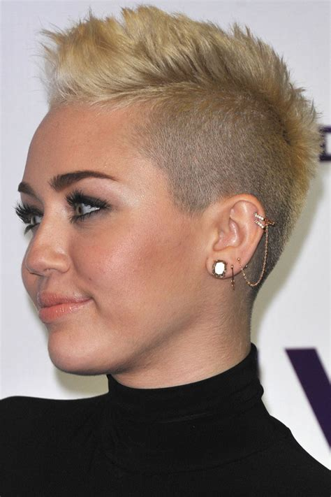 very short mohawk hairstyles for women top 40 hottest very short hairstyles for women page 37