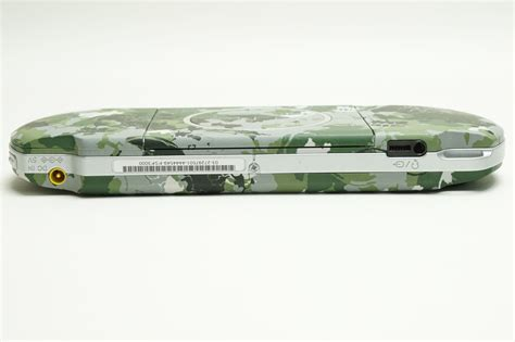 Po Import Console Psp Metal Gear Solid Peace Walker Premium sony psp 3000 metal gear solid peace walker console japan used