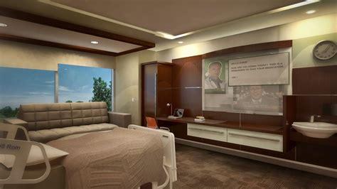 decorate a hospital room 3d model 350 patient room design