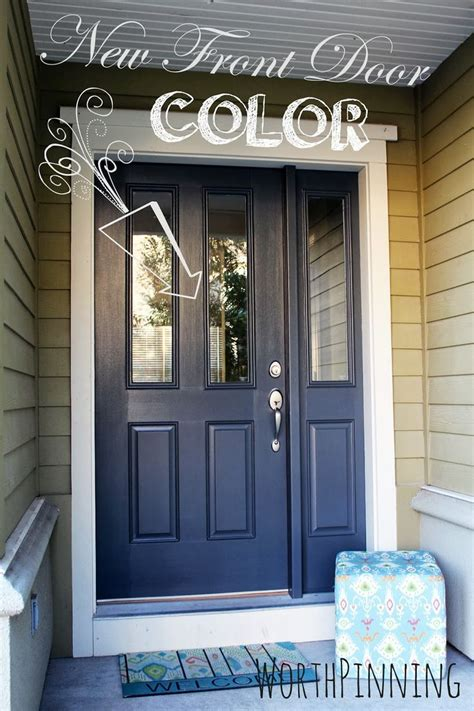 25 best ideas about blue front doors on painting front doors navy front doors and