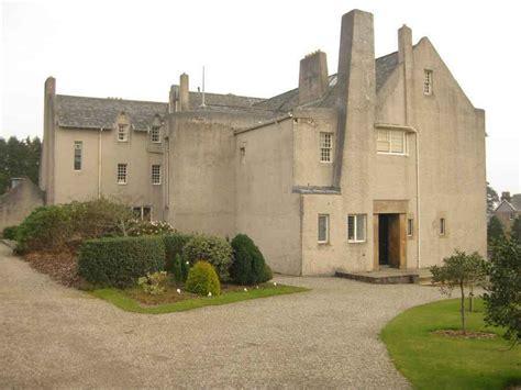 House Hill by Hill House Rennie Mackintosh House Scotland