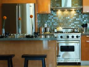 Small Tile Backsplash In Kitchen by Small Kitchen Decorating Ideas Pictures Amp Tips From Hgtv
