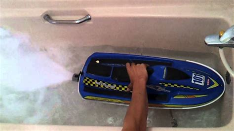 how to drive a boat diy jet drive test youtube