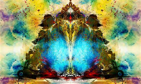 shri ganesha abstract 02 digital art by pradip shinde