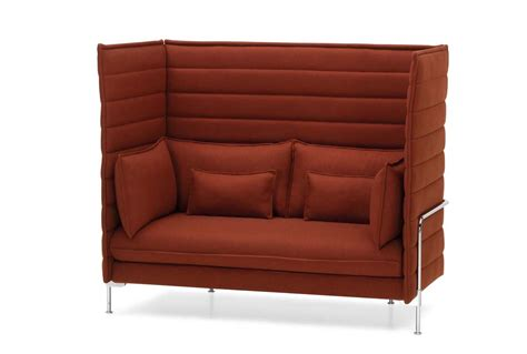 alcove sofa alcove sofa by ronan erwan bouroullec for vitra