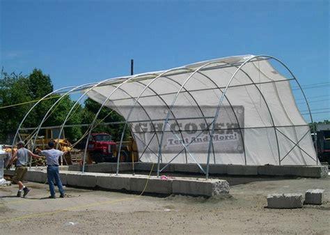tent building outdoor storage building tent 30x40x15 30x65x15
