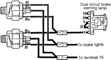 thesamba vanagon view topic brake light switch
