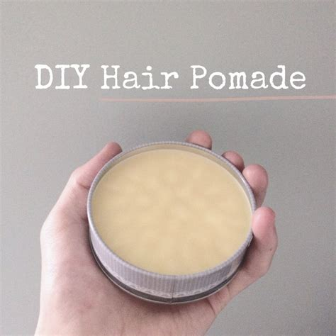 Pomade Wax best 25 hair pomade ideas on diy hair pomade