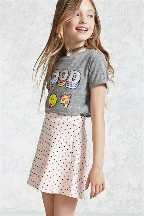 polka dot skater skirt kids 1322 best tween fashion images on pinterest