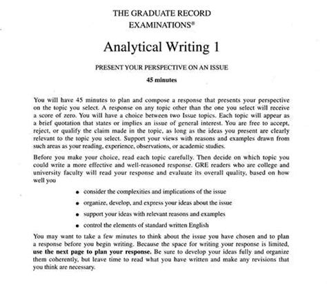 Exle Of Analytical Essay by An Analytical Essay Should Be Structured In Such A Way That