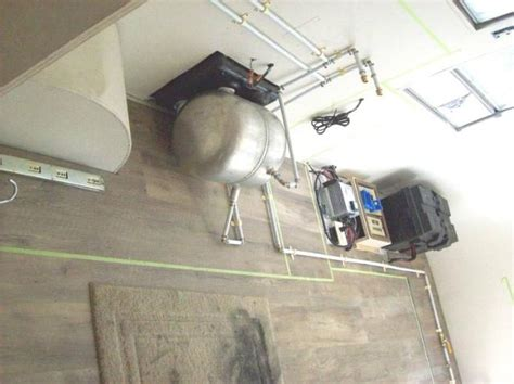 Trail Plumbing by Trailer Restoration 1958 Airstream Flying Cloud