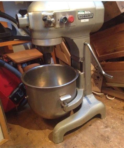 hobart cuisine secondhand catering equipment mixers