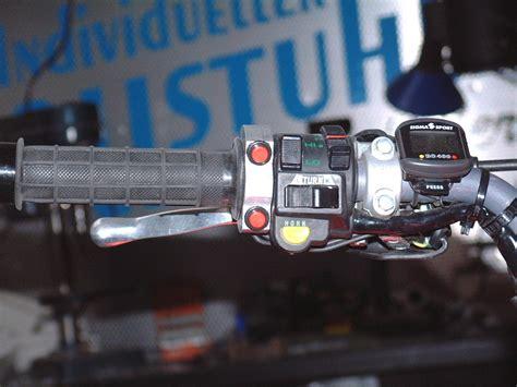 Motorrad Tiptronic Schaltung by Motorradumbauten Bilder